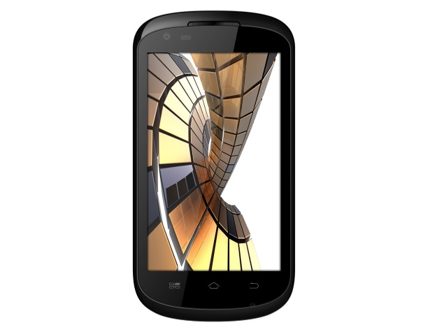 Spice Stellar 445 With 4-Inch Display, Quad-Core SoC Launched at Rs. 5,299