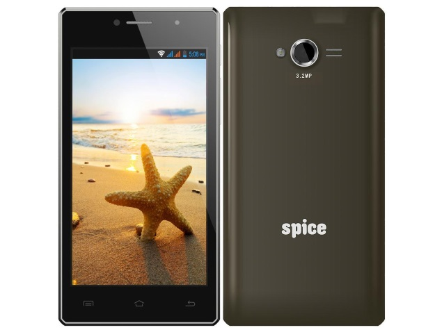 Spice Stellar 449 3G and Stellar Mi-508 With Android 4.4 KitKat Launched