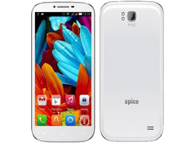 Spice Stellar Mi-600 With Android 4.4 KitKat Listed Online at Rs. 9,999