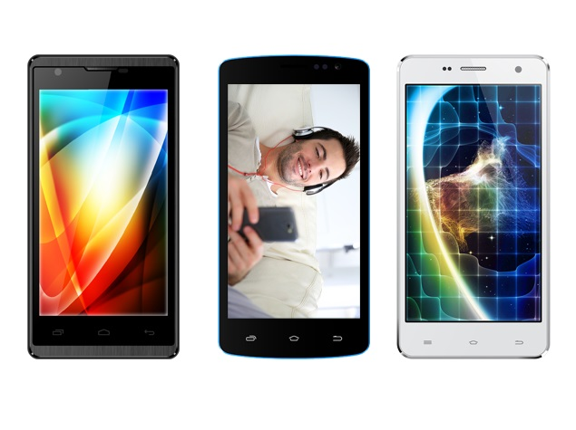 Spice Stellar Mi-503, Stellar Mi-507, and Stellar Mi-516 Launched in India