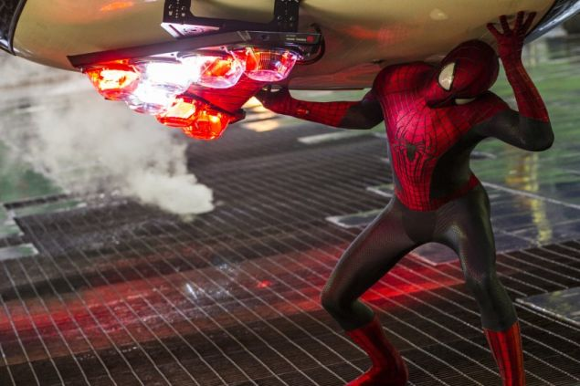 Amazing Spider-Man 2: A tangled web