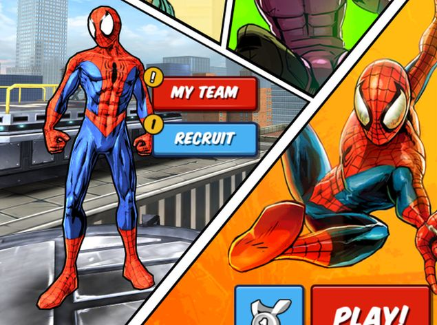 Spider-Man Unlimited Review: Subway Surfers With a Splash of Marvel