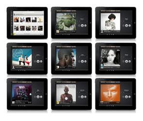 Yahoo, Spotify in global music deal