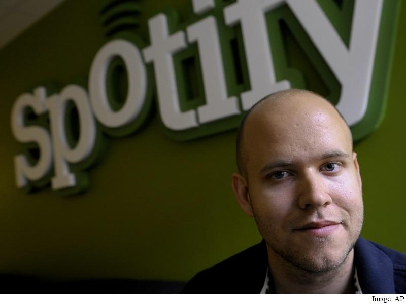 Spotify Breaks $2 Billion in Revenue but Still in Red