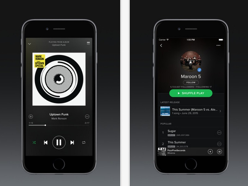 Spotify Hit With $150 Million Copyright Suit