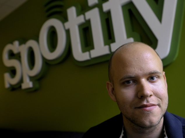 Spotify Reportedly Planning to Enter Web Video Business