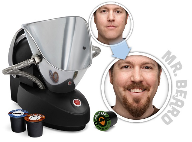 ThinkGeek's best April Fools' Day gear: From instant beards to laser ties
