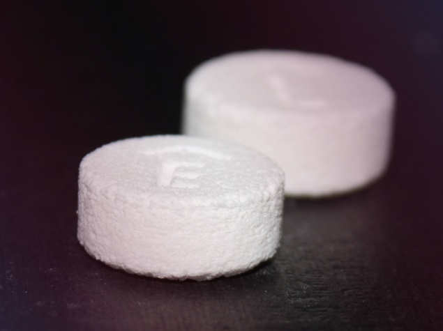 US FDA Clears First 3D-Printed Prescription Drug