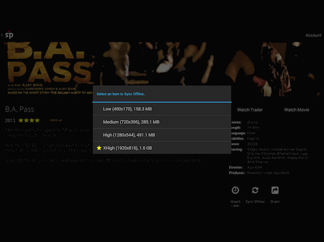 Spuul for Android Gets Free Offline Viewing of Bollywood Movies, and More