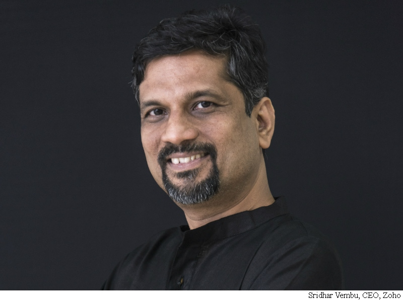 How Zoho Is Reinventing Itself to Take on Giants Like Google, Salesforce