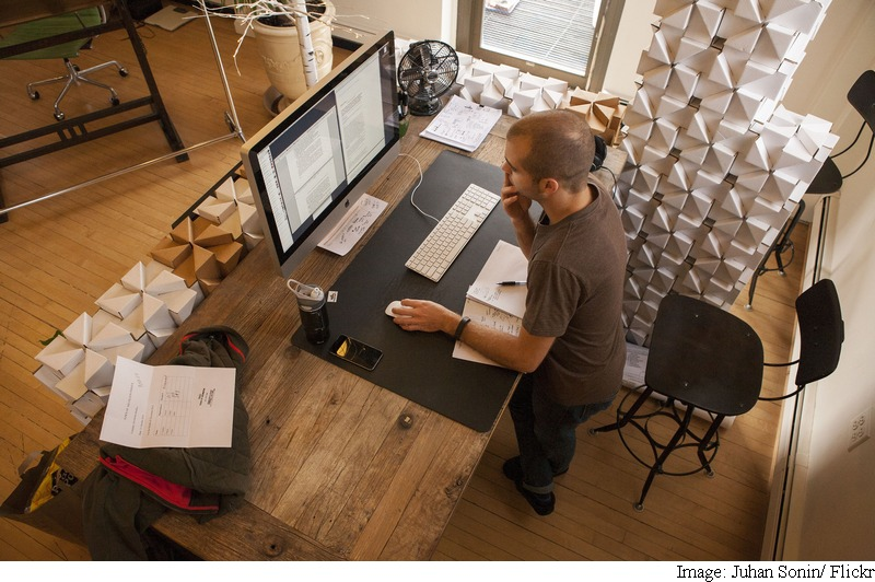 Sitting All Day May Be Killing You. Are Standing Desks the Solution?