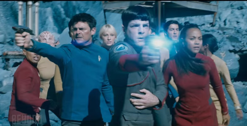 Star Trek Actors Take Series' First VR Game for Spin