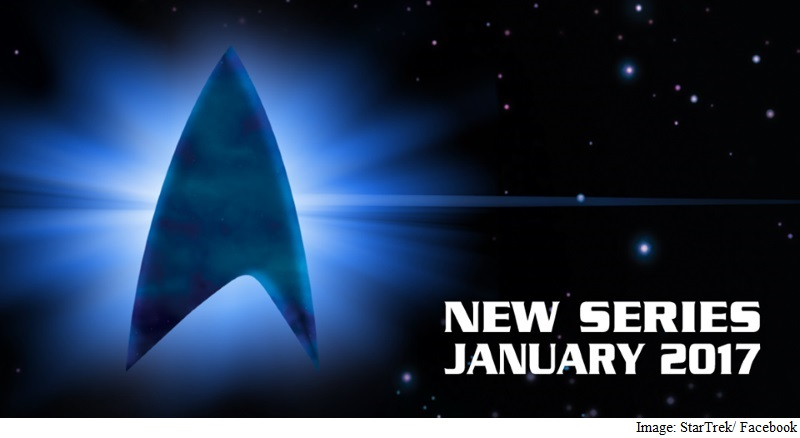 Beam Me Up, Scotty: New 'Star Trek' Series Debuts 2017