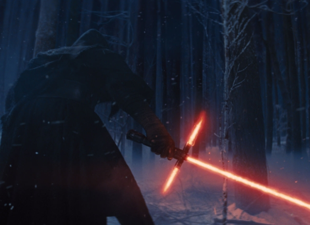 Apple's Jony Ive Inspired 'Controversial' Lightsaber Design Seen in Abrams' Star Wars