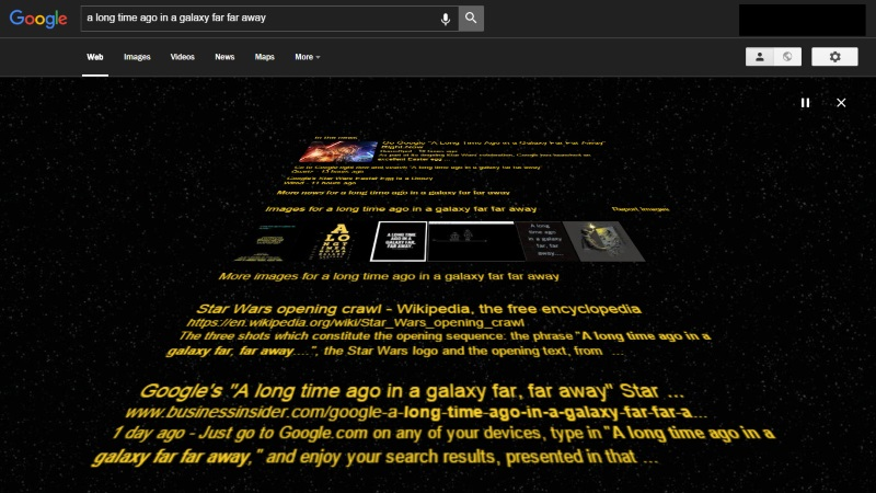 Google's Hiding Epic Star Wars Easter Eggs All Over the Place