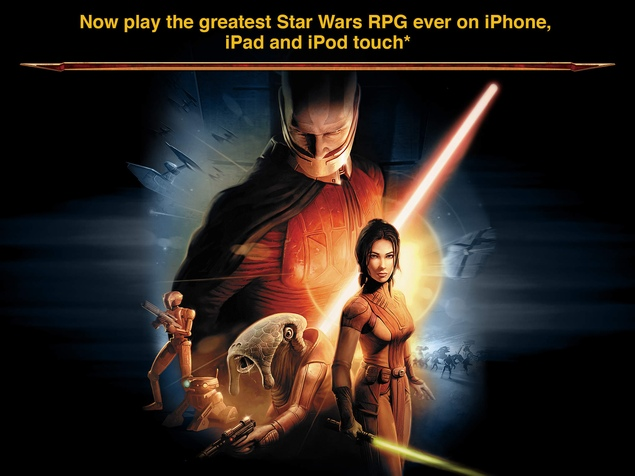 Star Wars KOTOR, Far Cry 3, Dynamite Comics, and More App Deals
