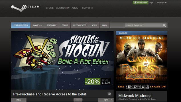 Steam may launch game-sharing feature in the near future