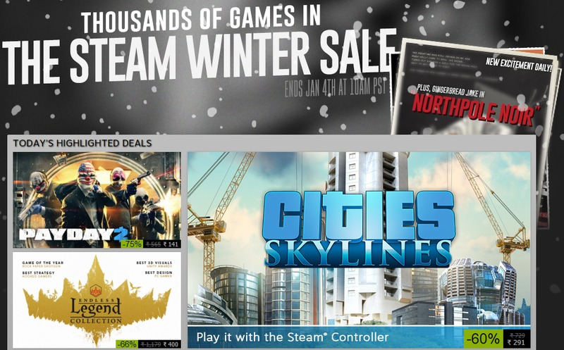GTA V, Sim City 4, and More Games Gone Free or on Sale
