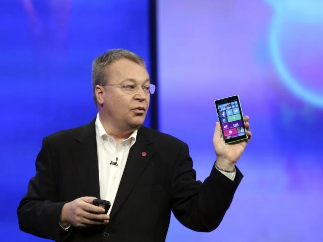 Stephen Elop to pocket a cool $33.4 million as Nokia 'golden parachute'