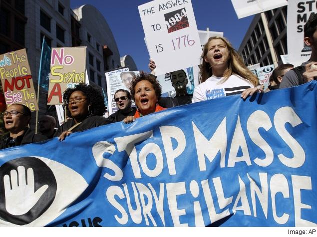 US President Obama Signs Bill Reforming Government Surveillance Program