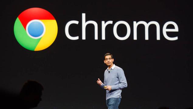Sundar Pichai on Android vs. Chrome, Facebook Home, Google I/O and more