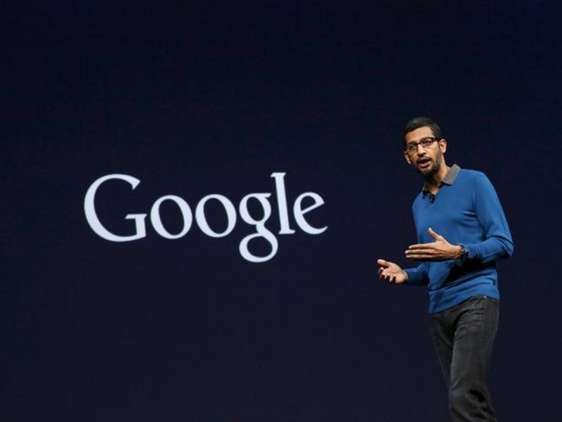 Sundar Pichai Is New Google CEO as Search Giant Forms Parent Company 'Alphabet'