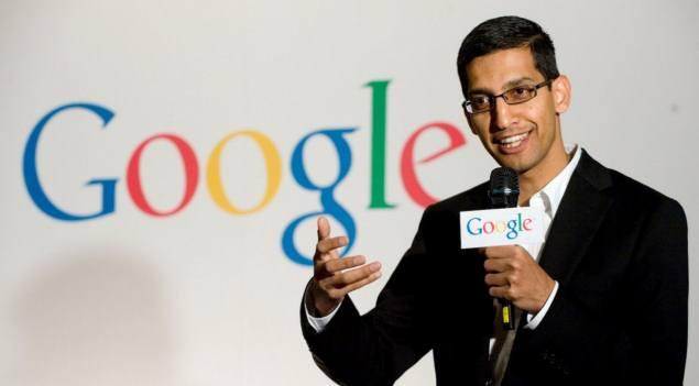 Google did not make a bid for WhatsApp: Sundar Pichai