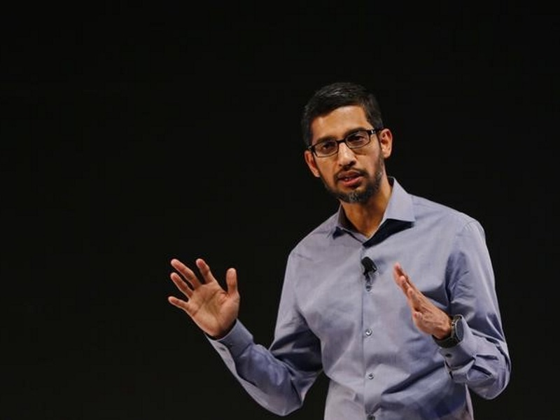 Google CEO Pichai Touts India as Key Testing Ground for New Products