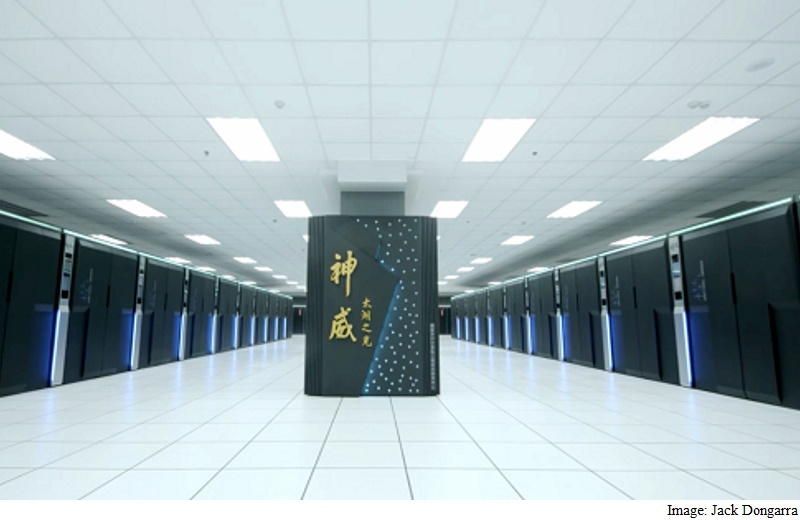 World's Fastest Supercomputer Is Made Entirely in China: Survey