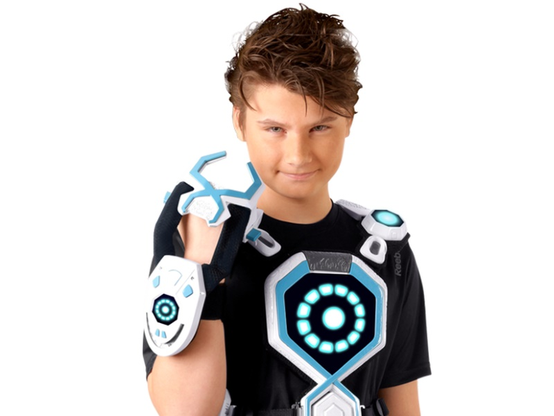 SuperSuit 'Wearable Gaming Platform' to Go Up for Pre-Orders in September