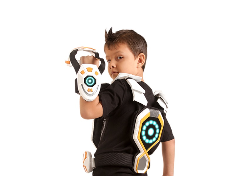 SuperSuit Wearable Gaming Platform Launched by IIT Alumnus at CES 2016