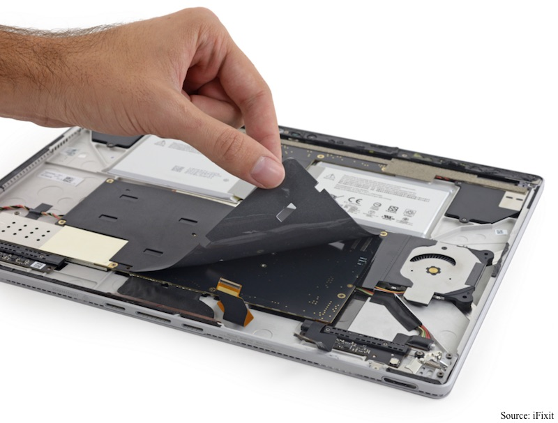 Microsoft Surface Book Teardown Reveals It's Incredibly Difficult to Repair