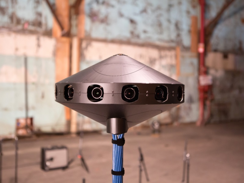 Facebook Makes Blueprints for Its Surround 360 Camera Open Source