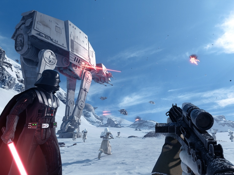 Star Wars Battlefront 2 Release Date 'A Year From Now': EA