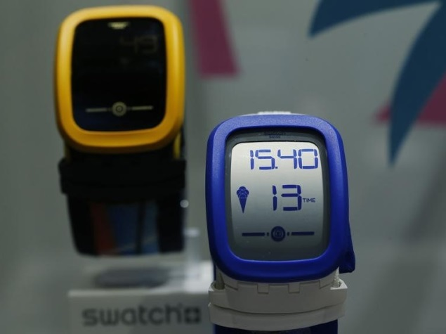 Swatch Will Launch Smartwatch