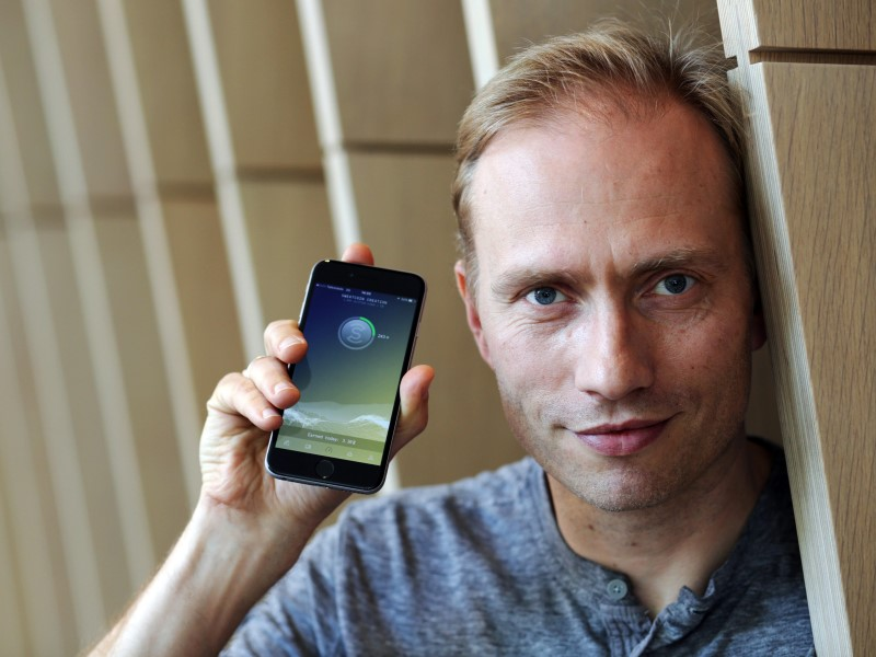 New App Pays People to Get Fit