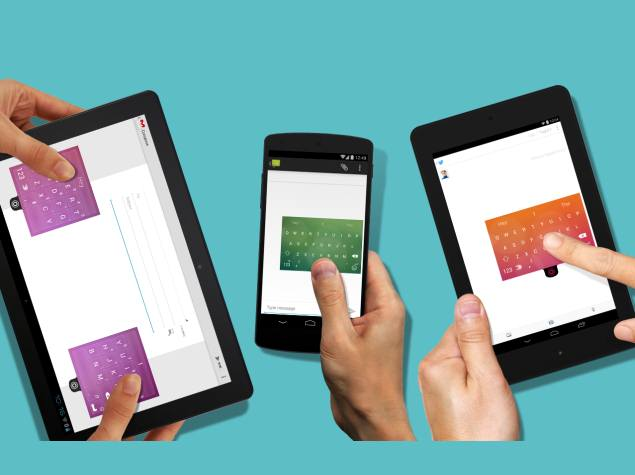 SwiftKey Keyboard App for Android Now Available as a Free Download