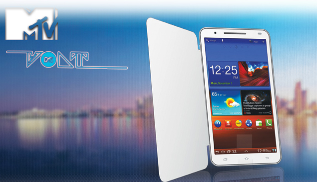 Swipe launches MTV Volt phablet with 6.0-inch display, Android 4.1 for Rs. 12,999