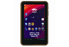 Swipe Telecom launches dual-SIM Android 4.0 tablet for Rs. 11,999