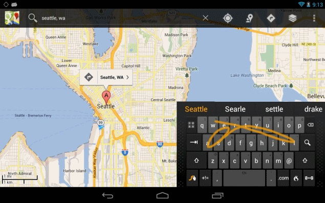 Swype v1.6 keyboard app released; supports additional Indian languages, and more