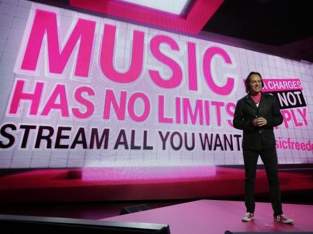 T-Mobile Unveils unRadio Premium Music Streaming Service