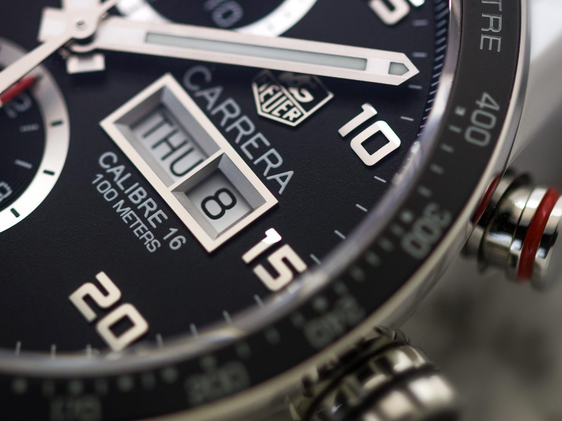 Tag Heuer to Launch $1,500 Carrera Connected Smartwatch This Week