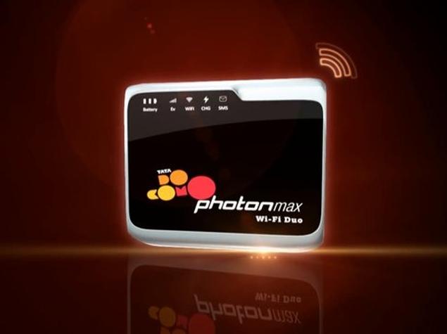 Tata DoCoMo Photon Max Wi-Fi Duo Review: Good to Go | NDTV