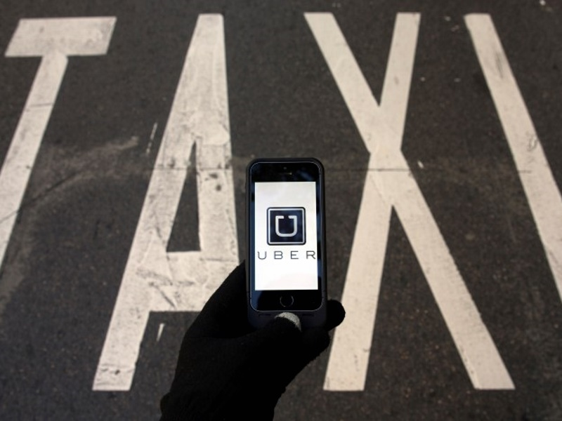 Uber to Merge China Operations With Rival Didi Chuxing: Report