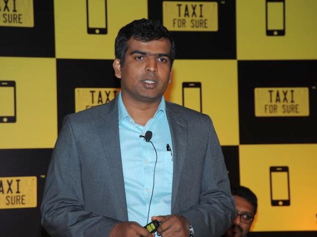 Personally Tech With TaxiForSure CEO Raghunandan G
