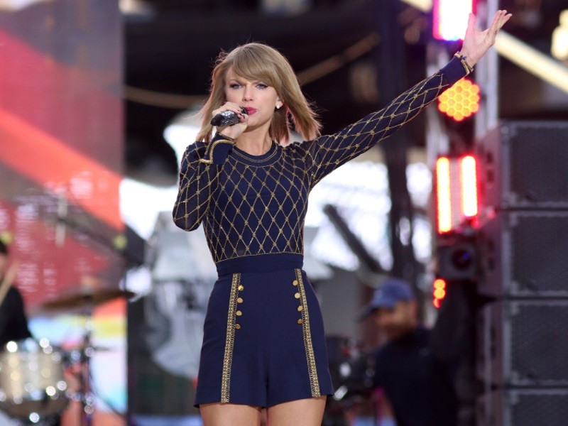 Taylor Swift's Music Is Returning to Spotify, Pandora, More