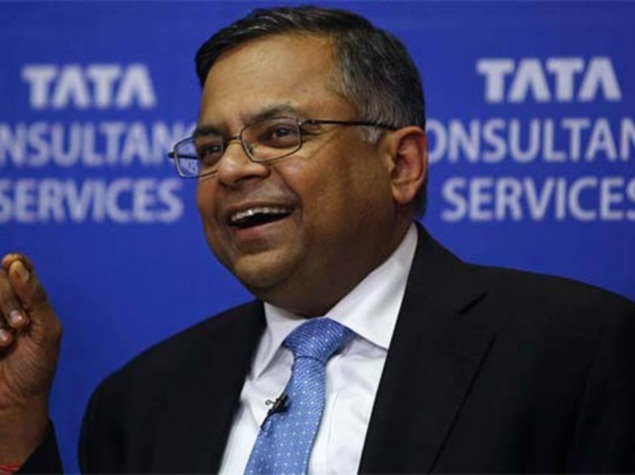 TCS to Hire 60,000 Employees This Fiscal, Says Chairman