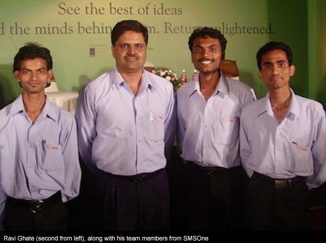 Empowering rural India, 160 characters at a time
