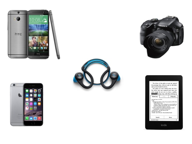 Tech Deals of the Week: iPhone 6, Kindle, HTC One (M8 Eye), Laptops, Cameras, and More