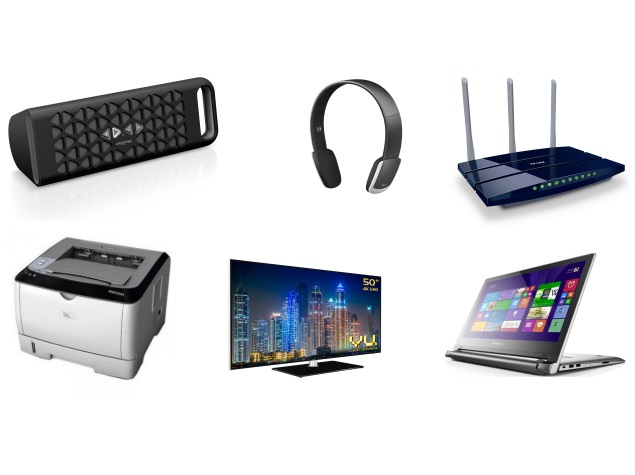 Tech Deals of the Week: LG G Watch, Laptops, TVs, Headphones, Speakers And More